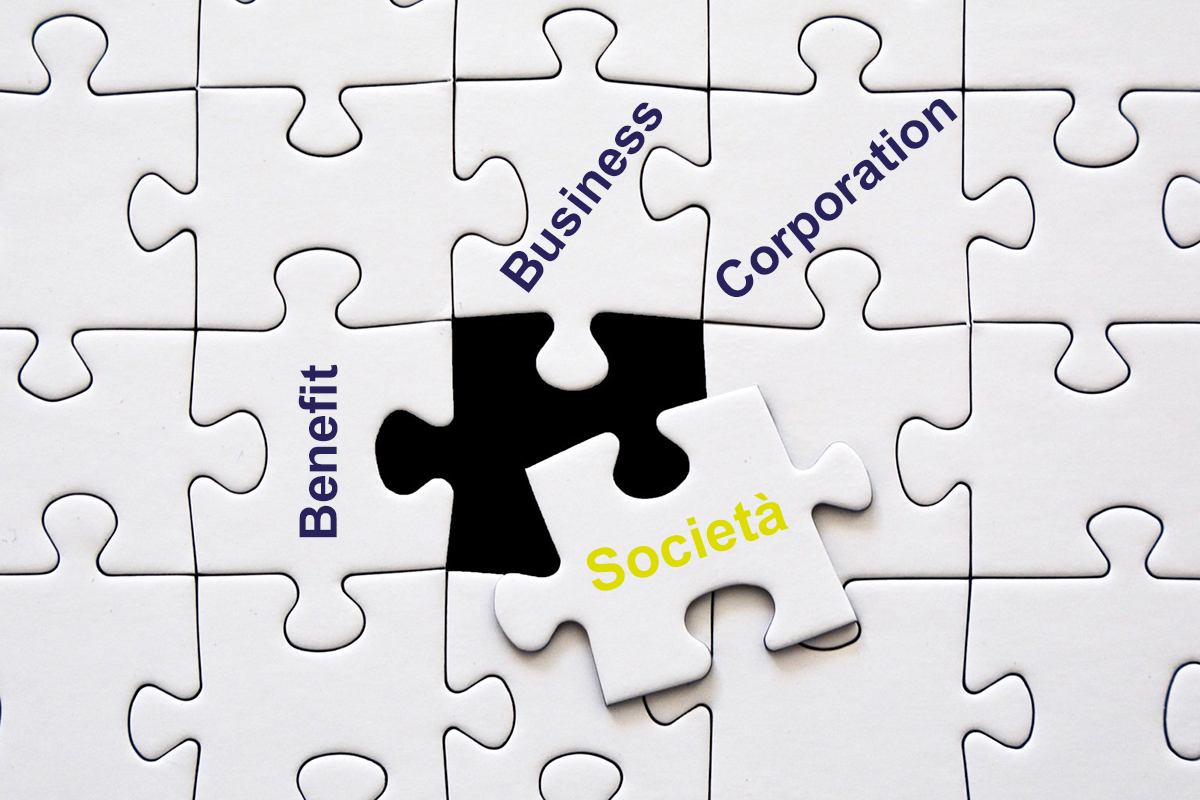 Puzzle Società Benefit Business