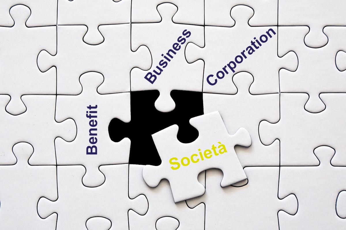 Puzzle Società Benefit Business