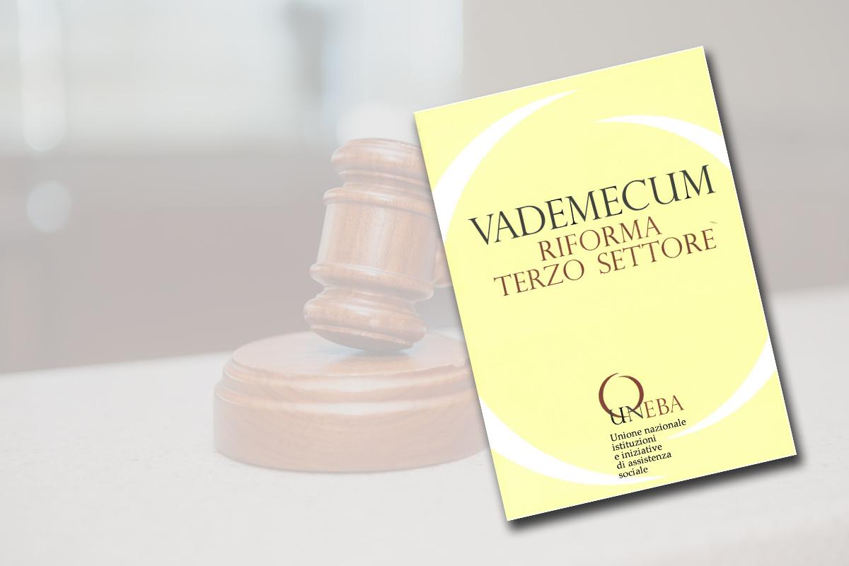 Vademecum - Riforma Terzo Settore
