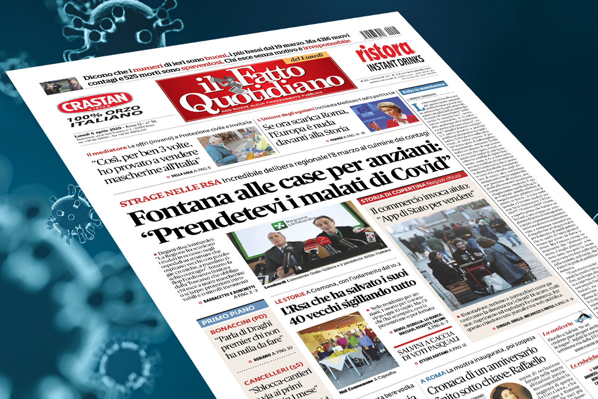 Covid-19 Il Fatto Quotidiano